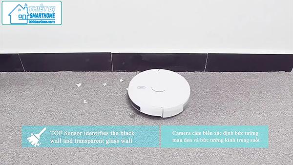 Thiết bị smarthome - Robot hút bụi thông minh goman 4