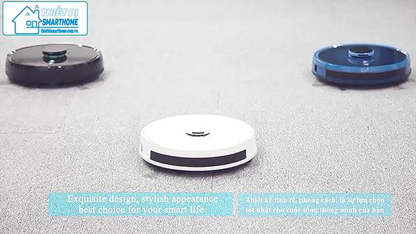 Thiết bị smarthome - Robot hút bụi thông minh goman