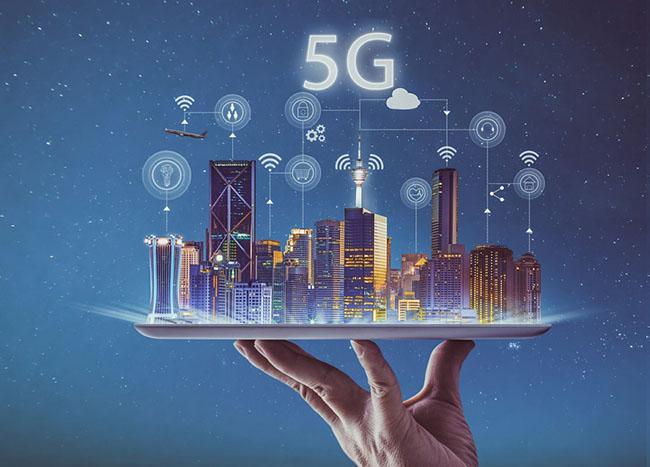 Thiết bị smarthome - 7 cách công nghệ 5G sẽ thay đổi thế giới 1