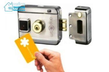 Thiết Bị Smarthome - Chốt khóa cửa điện từ onecam