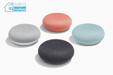 Thiết bị smarthome - Google Home Mini