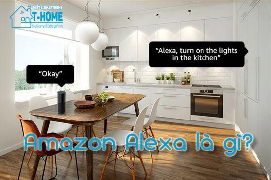 Thiết Bị Smarthome - Amazon Alexa là gì? Có tính năng nổi bật nào? Thiết bị nào dùng được?