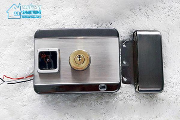 Thiết Bị Smarthome - Chốt khóa cửa điện từ onecam 1