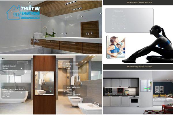 Thietbismarthome.com.vn-Gương thông minh wifi-bluetooth 2