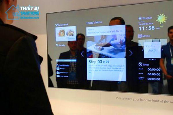 Thietbismarthome.com.vn-Gương thông minh wifi-bluetooth 4