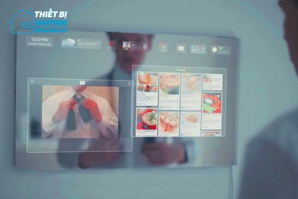 Thietbismarthome.com.vn-Gương thông minh wifi-bluetooth 5