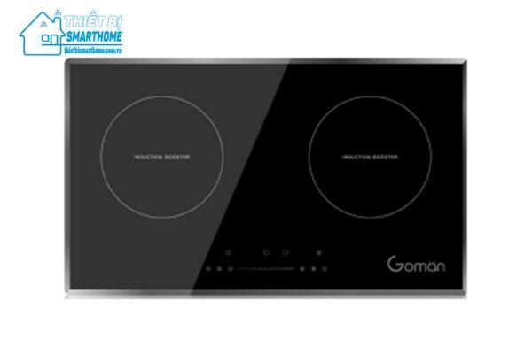 Thiết bị smarthome - Bếp điện từ thông minh Wifi Goman