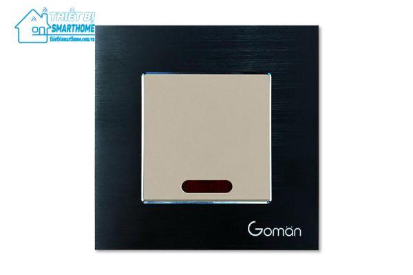 Thiết bị smarthome - Công tắc ngắt mạch 2 dây thường 45A Goman