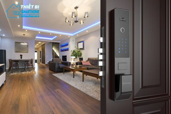 Thietbismarthome.com.vn-Khóa cửa wifi thông minh Goman GM-SL263W 2