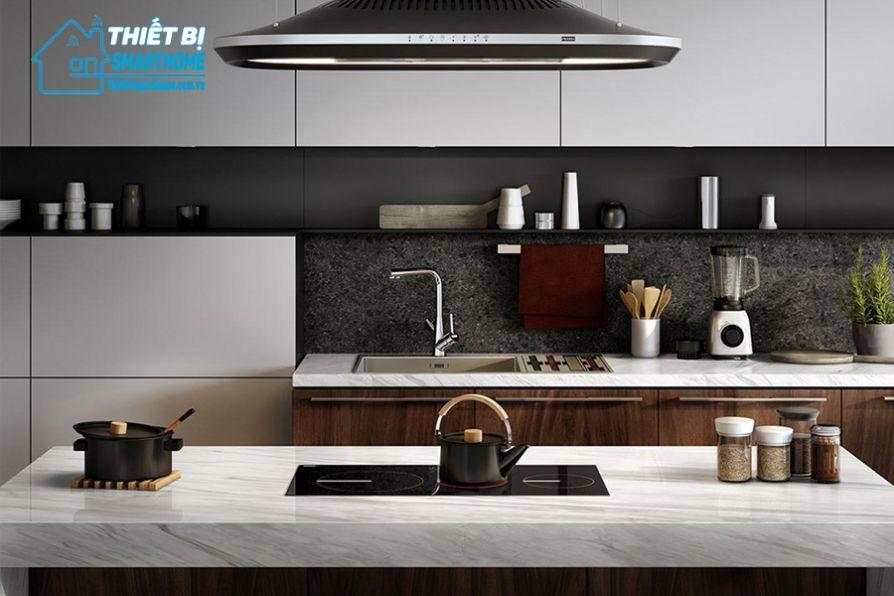 Thiết Bị Smarthome - Những tính năng ưu việt của bếp từ thông minh